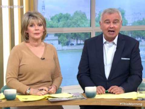 Eamonn Holmes claims 5G coronavirus conspiracy remarks were 'misinterpreted' as Ofcom assess This Morning