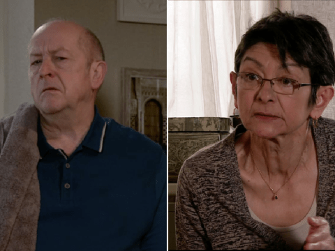 Coronation Street spoilers: Evil Geoff Metcalfe takes shocking action tonight in order to control Yasmeen Nazir