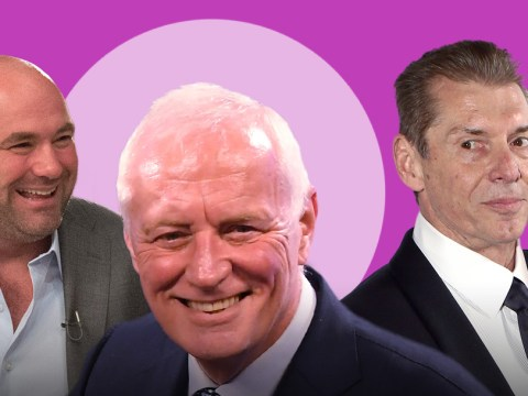 Barry Hearn talks Vince McMahon inspiration and gives Dana White some advice