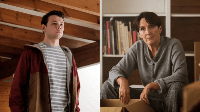 Killing Eve's Kenny and Carolyn