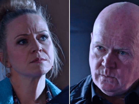 EastEnders spoilers: Linda Carter and Phil Mitchell clash at alcoholic support meeting