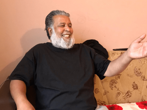 Muslims Who Fast: A cancer patient who's fasting shares iftar with his wife of 40 years