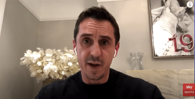 Gary Neville has delivered his verdict on Manchester United signing Harry Kane
