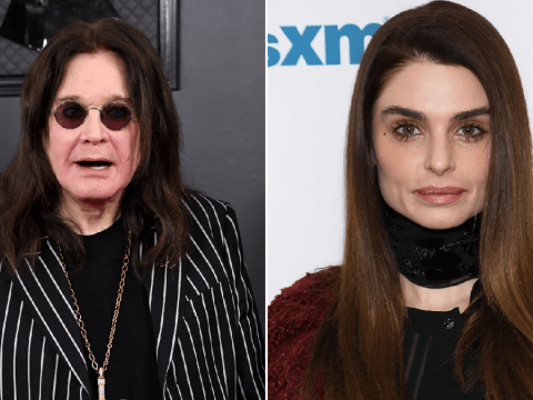 Ozzy Osbourne's daughter recuperating after being rushed to hospital for emergency surgery