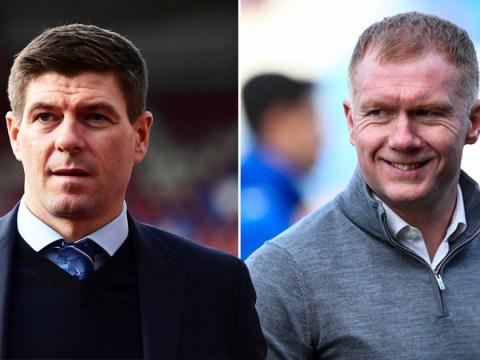 Paul Scholes likens Manchester United star Paul Pogba to Liverpool legend Steven Gerrard