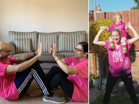 Race for Life launches indoor event so you can raise money for cancer during lockdown