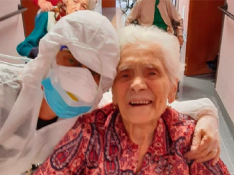 Gran, 104, who survived Spanish flu becomes oldest person to beat coronavirus