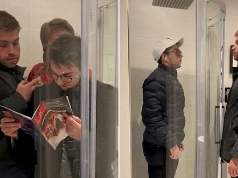 Londoners are recreating the Tube experience in the shower as they miss commuting