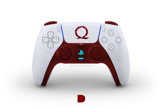 PS5 DualSense controller God of War