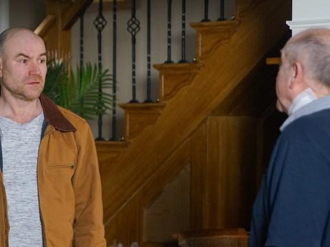 Coronation Street spoilers: Tim Metcalfe discovers evil Geoff's hidden camera footage?