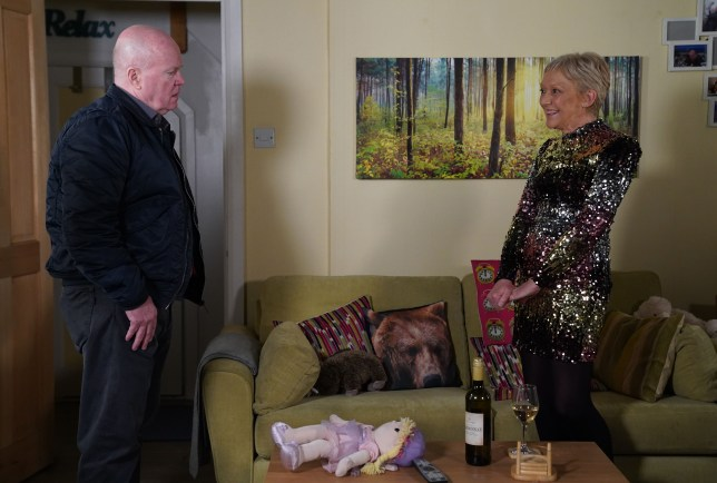 Phil and jean in EastEnders