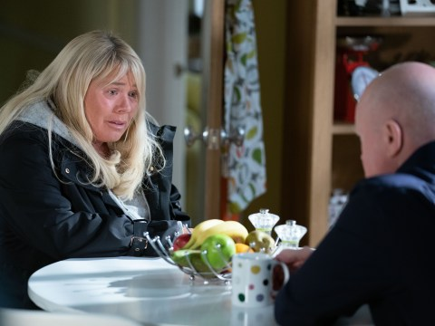 EastEnders spoilers: Sharon Watts is forced to make a choice between Phil Mitchell and baby Kayden