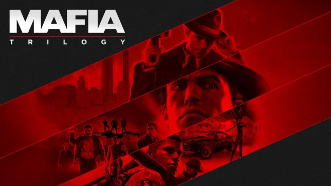 Mafia: Trilogy key art