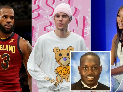 LeBron James and Naomi Campbell lead celebrities calling for justice for Ahmaud Arbery