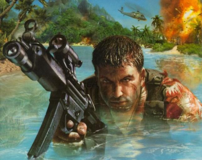 Far Cry 1 box art