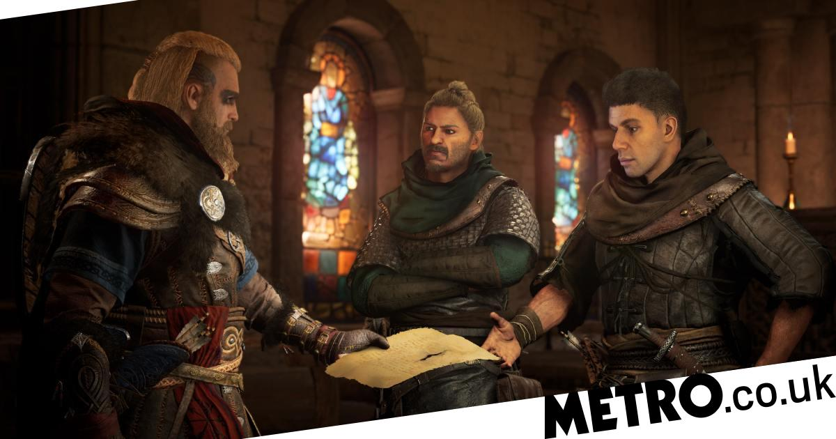 Assassin S Creed Valhalla Release Date Is October Says Amazon Leak Metro News