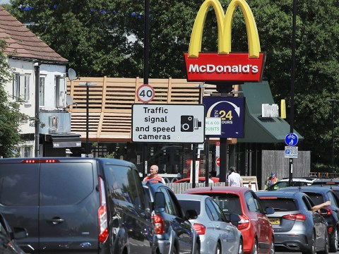 McDonald's reveals when they're reopening all UK drive-thrus