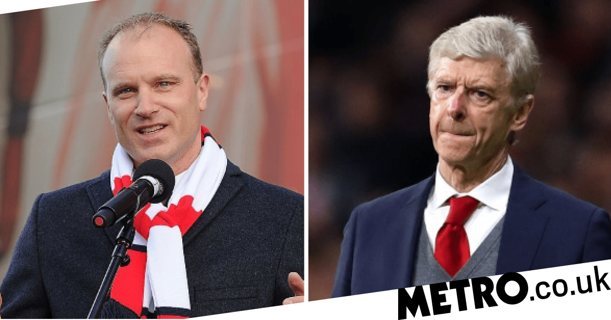 Dennis Bergkamp claims Arsene Wenger made a tactical mistake that sparked Arsenal's decline - metro
