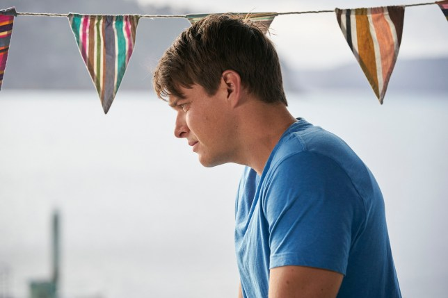 Colby in Summer Bay