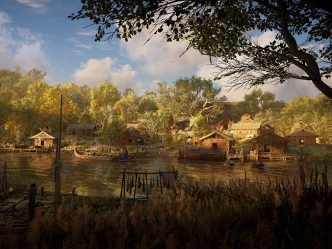 Assassin's Creed Valhalla details Viking settlement for first time
