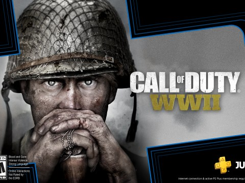 Call Of Duty: WWII free now on PS Plus