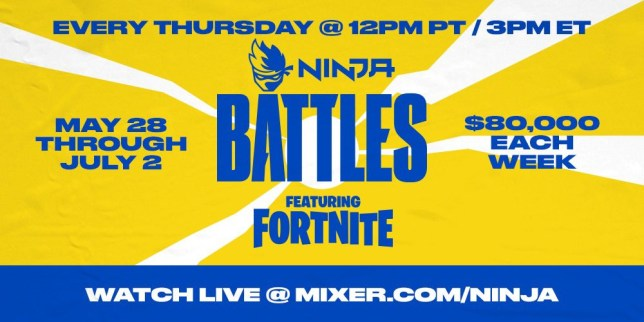 Ninja Battles