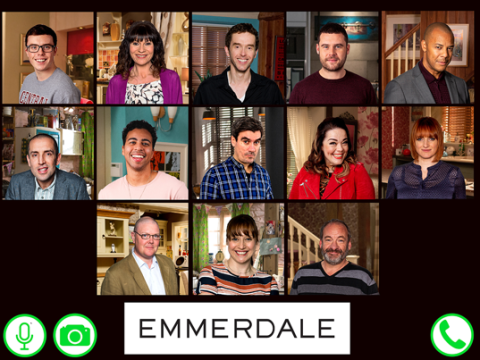 How many new episodes of Emmerdale will there be and which cast members will star in the lockdown special?