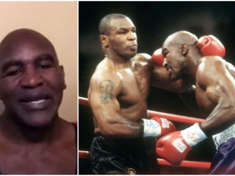 Evander Holyfield reveals Mike Tyson is not the hardest puncher he's ever faced