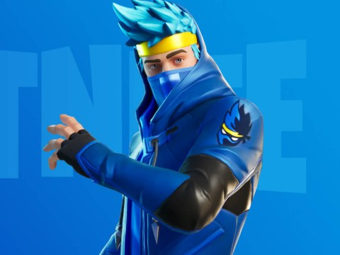 Ninja criticises Fortnite's new map, misses the old one