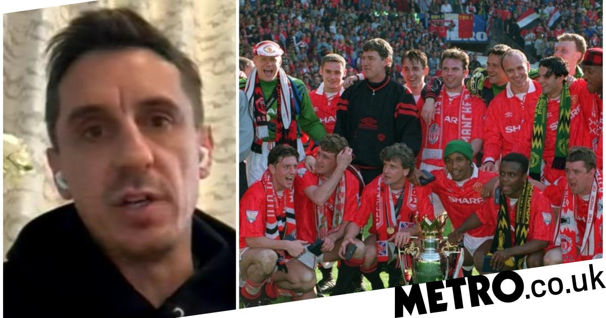 Gary Neville reveals 'brutal' Man Utd teammate told him he wasn't good enough - Metro.co.uk