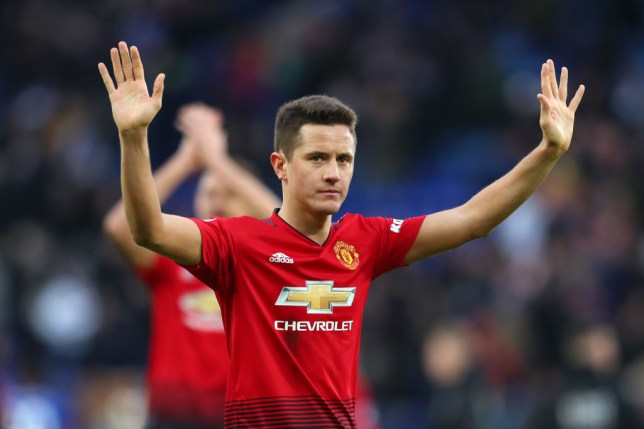 Ander Herrera left Manchester United to join PSG last year