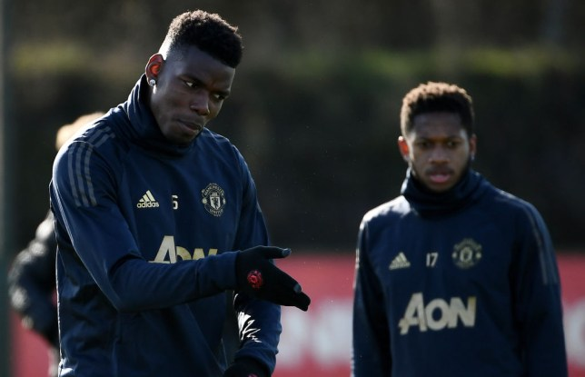 Fred insists the Manchester United squad want Paul Pogba to stay