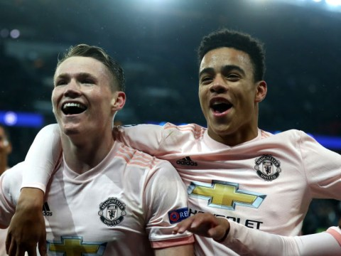 Scott McTominay names the brightest Manchester United academy prospects