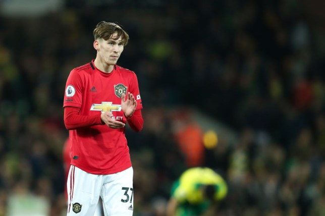 Manchester United midfielder James Garner is wanted by several Championship clubs
