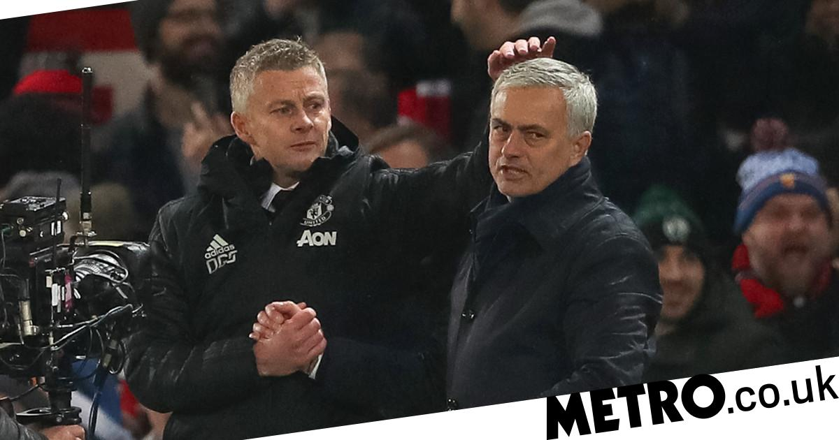 Ole Gunnar Solskjaer reveals complaint Jose Mourinho made on return to Old Trafford - Metro.co.uk