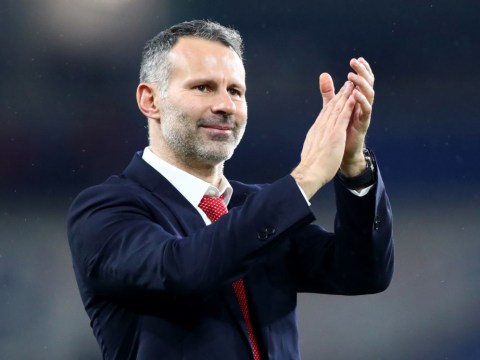 Ryan Giggs names the two 'best' players he played with at Manchester United