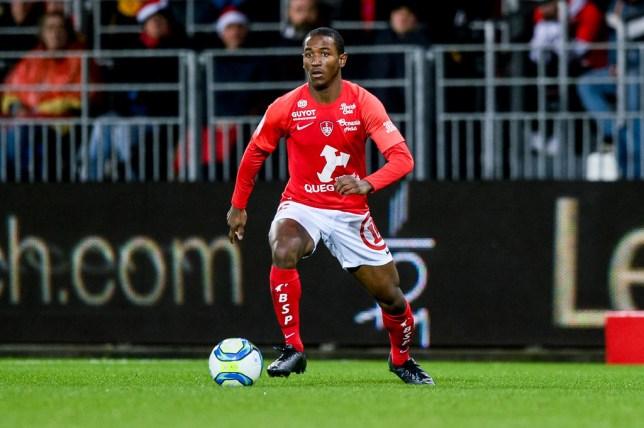 Stade Brest midfielder Ibrahima Diallo