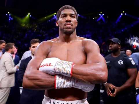 Anthony Joshua fires warning to Mike Tyson ahead of Roy Jones Jr fight