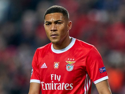 Manchester United in hunt for Benfica striker Carlos Vinicius