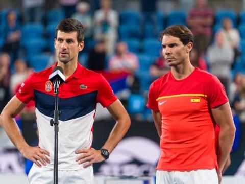 Rafael Nadal responds to Novak Djokovic anti-vaxxer stance