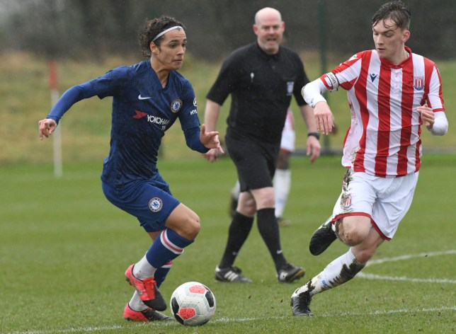 Charlie Webster has emerged as on of the most promising prospects from Chelsea's academy