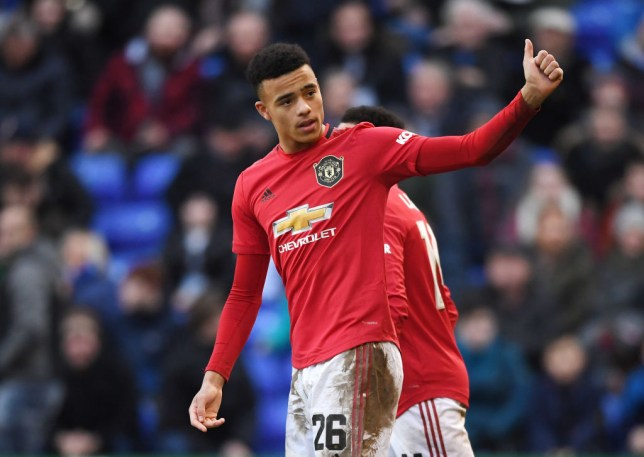 Man Utd News Coach Asked Mason Greenwood If He S Okay After Ridiculous Training Session Metro News