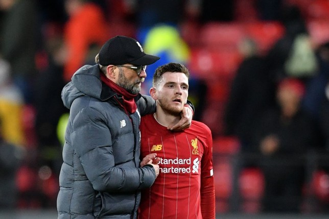 Andrew Robertson endured a difficult start to his Liverpool career following his move from Hull City