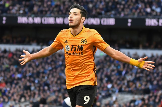 Wolves striker Raul Jimenez has been linked with a summer transfer to Manchester United