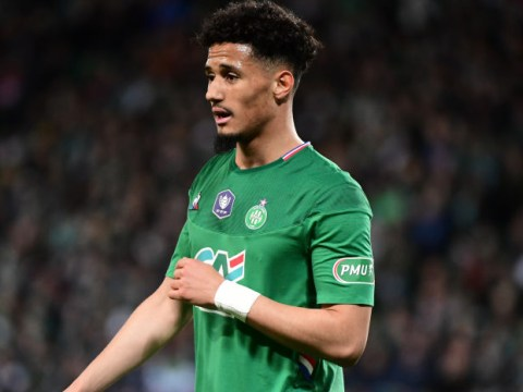 William Saliba to be allowed train with Arsenal after loan spell expires