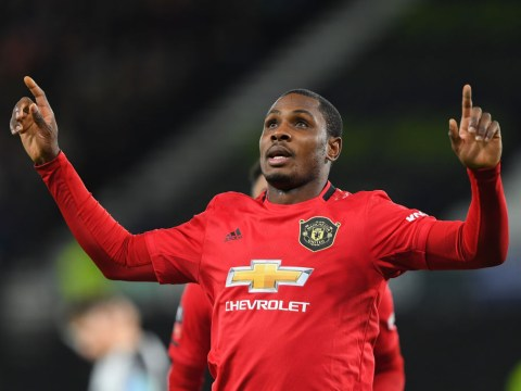 Man Utd's Odion Ighalo reveals racist abuse in China and how he would deal with it in Premier League