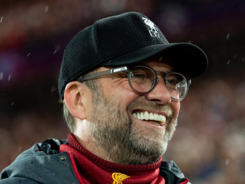 Liverpool training designed to get used to an empty stadium, explains Jurgen Klopp