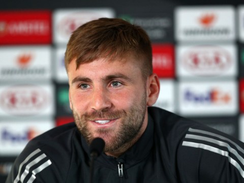 Luke Shaw names three candidates to win Manchester United Player of the Year award