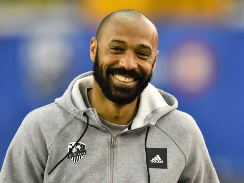 Thierry Henry explains why it was 'easier' to play for Arsenal than Barcelona