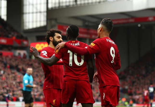 Liverpool could look to protect their star players once their status as Premier League champions is confirmed